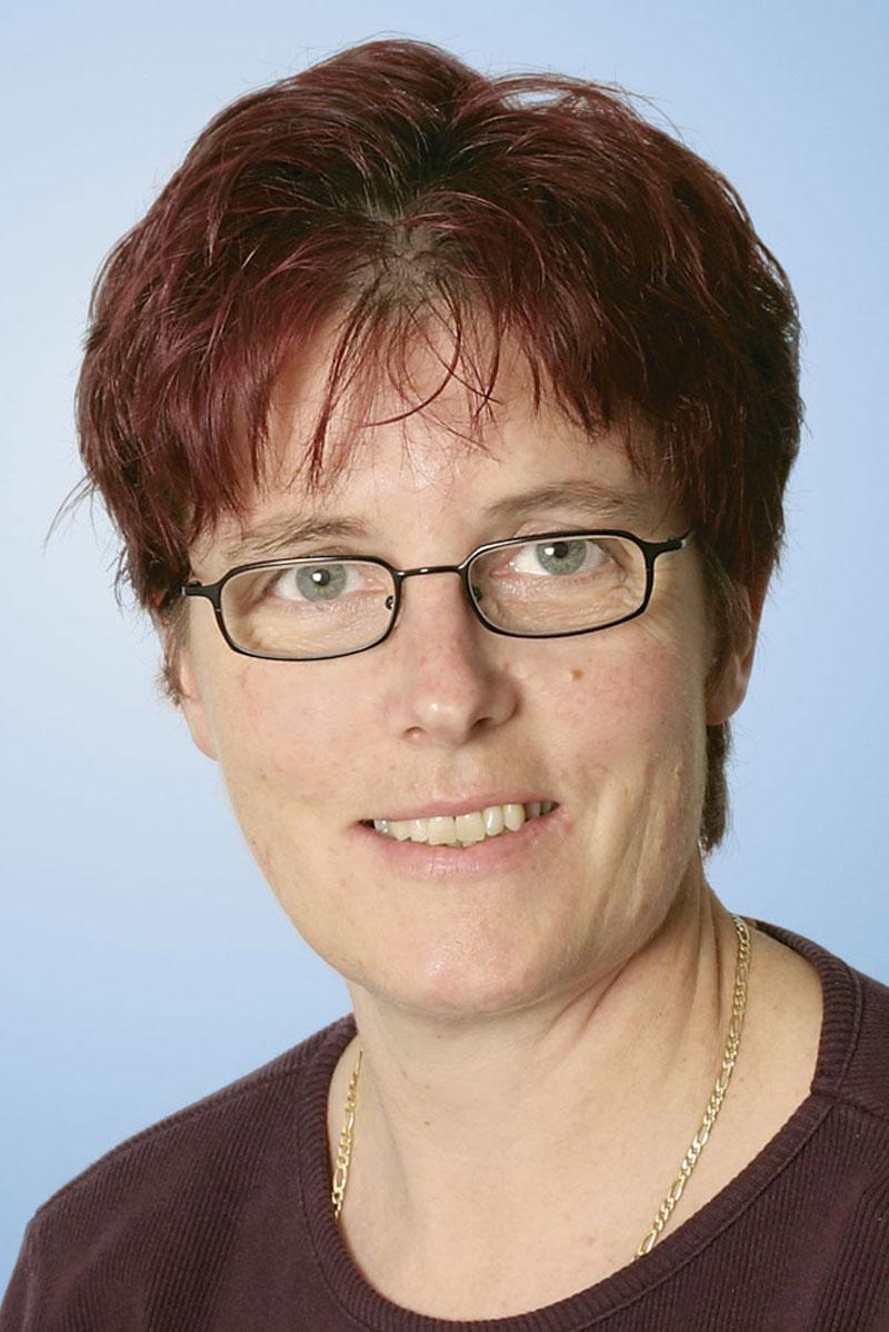 Portrait Rosmarie Oetiker-Durscher